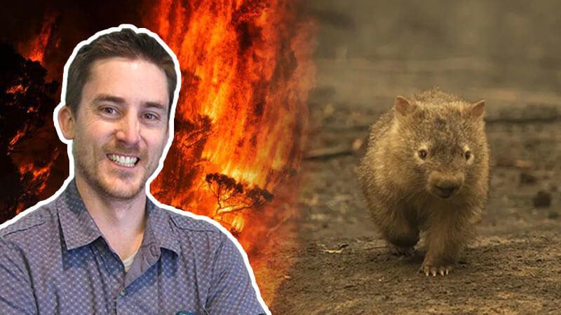 euan ritchie australia wildlife extinction crisis interview