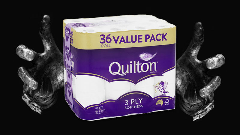 toilet paper australia buying panic