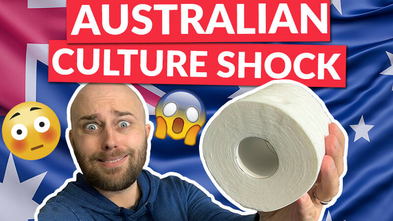 culture shock australia