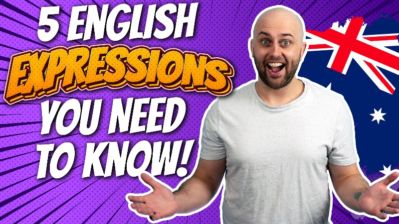 pete smissen, host of aussie english, english expressions, learn aussie english, fly off the handle, turn a blind eye, your bread and butter
