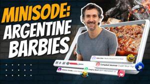 pete smissen, host of aussie english, minisode, interviews martin ruffo, australian immigrant story