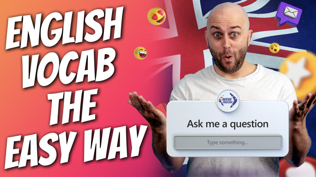 pete smissen, host of aussie english, tips how to expand english vocabulary, how to use more english expressions daily, how to use english for daily conversations