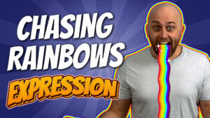pete smissen, host of aussie english, english expression, what is chasing rainbows, chasing rainbows meaning, rainbow serpent aboriginal culture, rainbow serpent australia, rainbow snake aboriginal culture