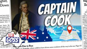 pete smissen, ian smissen, host of aussie english podcast, the goss australia, captain cook, indigenous languages, who owns australia