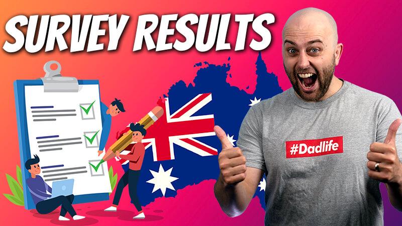 pete smissen, host of aussie english podcast, australia talks survey, australia talks survey results, australia national survey 2021, what is australia talks survey