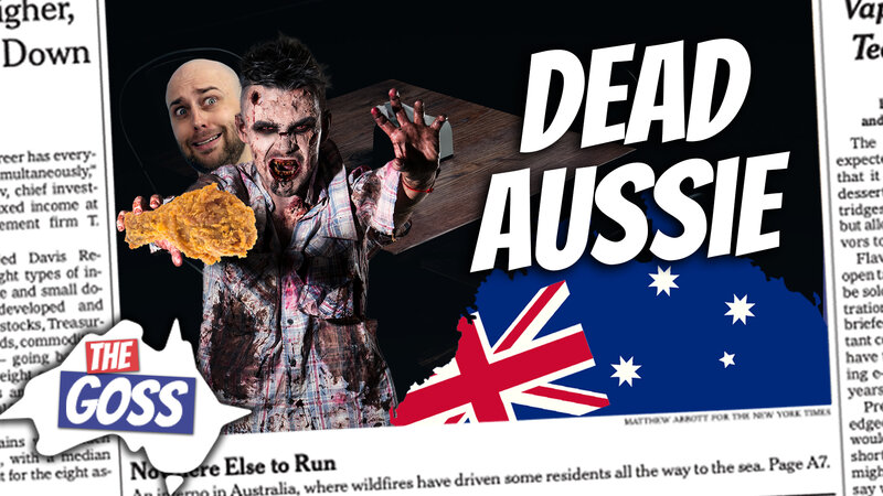 pete smissen, host of aussie english podcast, learn english australia, learn australian english, learn english online free, the goss, ian smissen, australia opinion