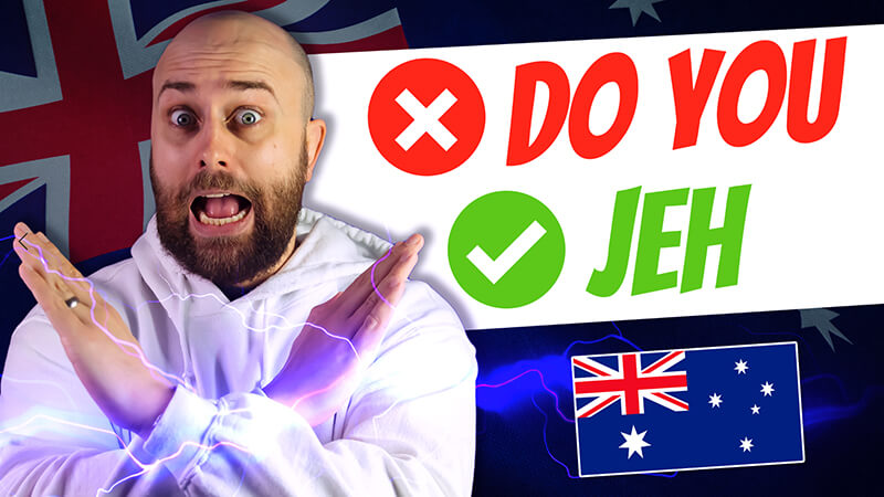 pete smissen, host of the aussie english podcast, how to use do or does, english grammar lesson do or does, do or does english contractions, fast spoken english contractions