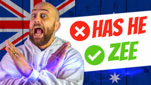 pete smissen, aussie english podcast, has and have, english contractions has have, contract has + pronoun, contract have + pronoun, english contractions, auxiliary verbs english