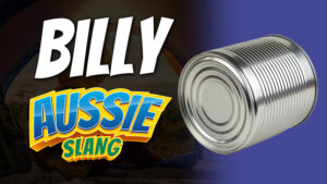 pete smissen, aussie english podcast, learn english with pete, learn english with podcast, australian podcast host, australian podcast, learn english podcast, language podcast, aussie slang, australian slang, what is a billy in australia