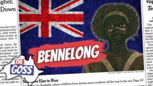 pete smissen, aussie english podcast, learn english australia, who is bennelong australia, famous aboriginal australians, Woollarawarre Bennelong