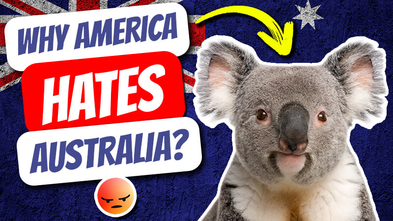 pete smissen, aussie english podcast, tristan kunh reaction, why americans hate australia, reasons why americans dont like australia, why not like australia, america hates australia