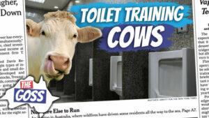 pete smissen, aussie english podcast, learn english australia, learn english with pete, learn language podcast, australian podcast host, learn english podcast, learn english online course, the goss, ian smissen, australia news opinion, toilet training cows, fight climate change