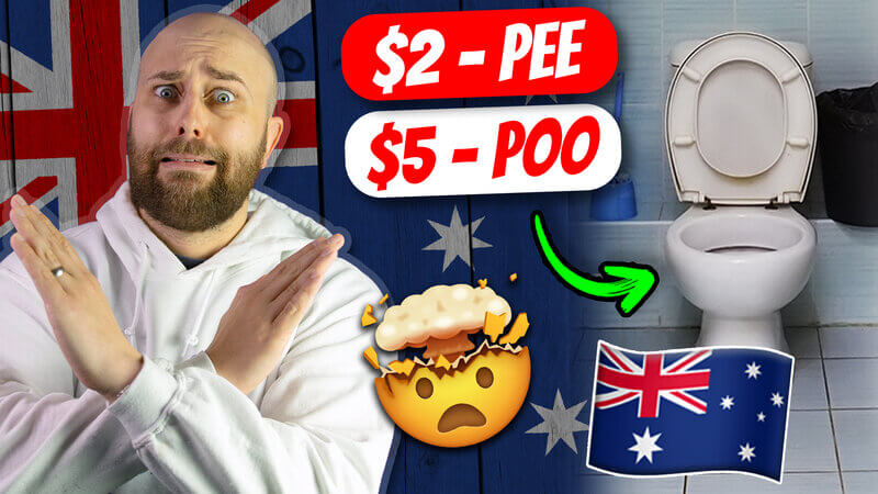 pete smissen, aussie english podcast, learn english australia, learn english with pete, learn language podcast, australian podcast host, learn english podcast, learn english online course. funny reddit threads, ask an australian, what is normal in your country but weird in others